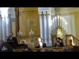 Концерт еврейской музыки в Большой хоральной синагоге