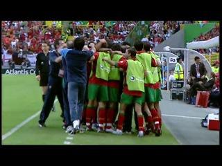 Portugal 2-1 Netherlands / Maniche